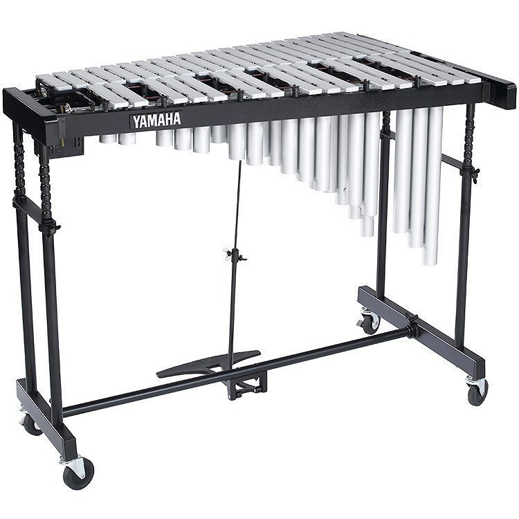 View larger image of Yamaha YC-520 3 Octave Standard Vibraphone - Silver