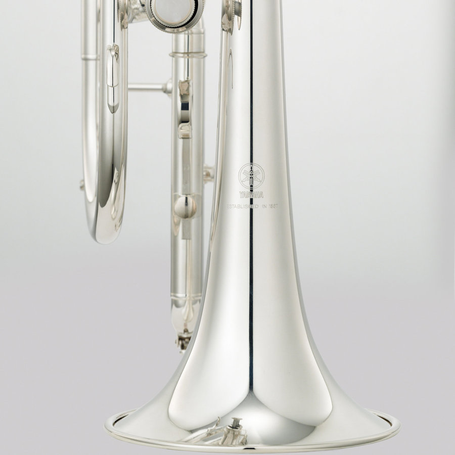 View larger image of Yamaha YCR-2330SIII Standard Cornet - Silver