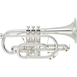 Yamaha YCR-8335GS Neo Cornet - Gold Brass Silver-Plated