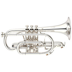 Yamaha YCR-8335S Neo Cornet - Yellow Brass Silver-Plated