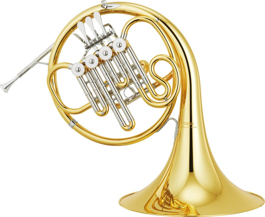 View larger image of Yamaha YHR-322II Single French Horn