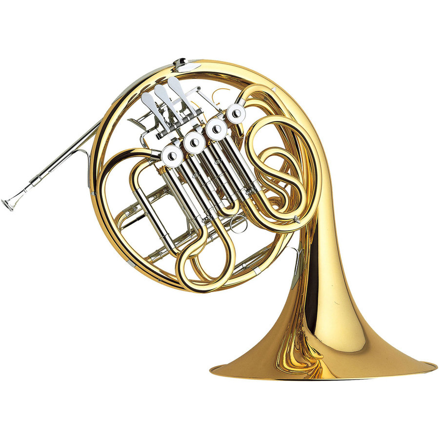View larger image of Yamaha YHR-567 Double French Horn