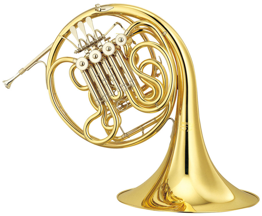 View larger image of Yamaha YHR-667 Double French Horn
