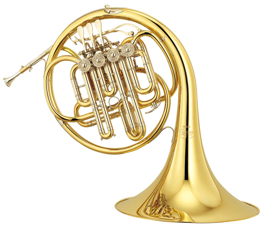 View larger image of Yamaha YHR-881D Double Descant French Horn with Detachable Bell