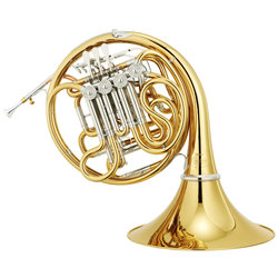 Yamaha YHR-891 Triple French Horn with Detachable Bell