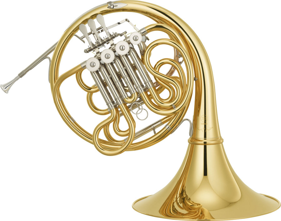 View larger image of Yamaha YHR671D Double French Horn