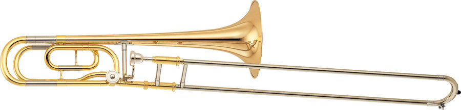 View larger image of Yamaha YSL-356G Trombone with F Attachment