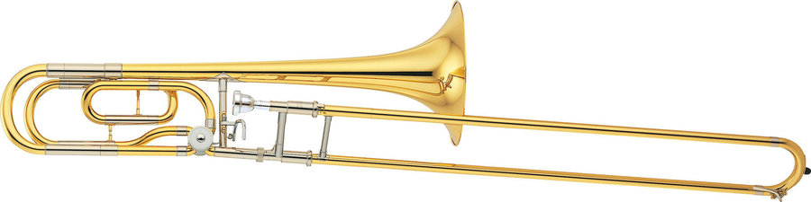 View larger image of Yamaha YSL-640 Trombone with F Attachment