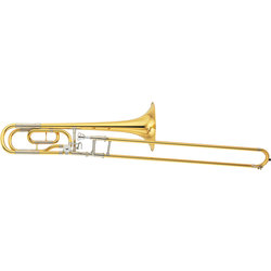 Yamaha YSL-640 Trombone with F Attachment
