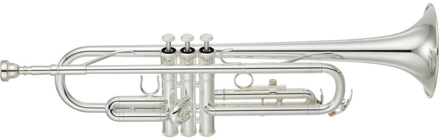 View larger image of Yamaha YTR-2330S Standard Bb Trumpet - Silver
