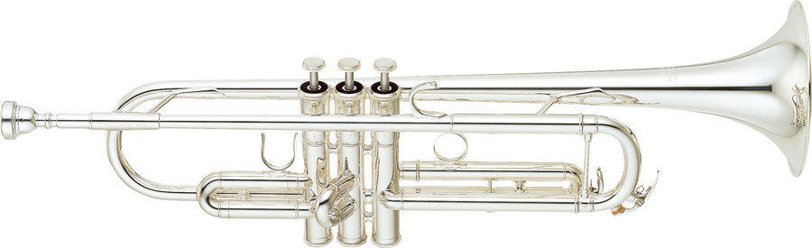 View larger image of Yamaha YTR-5335GSAL Allegro Series Trumpet - Silver