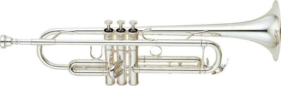 View larger image of Yamaha YTR-6335S Trumpet - Silver