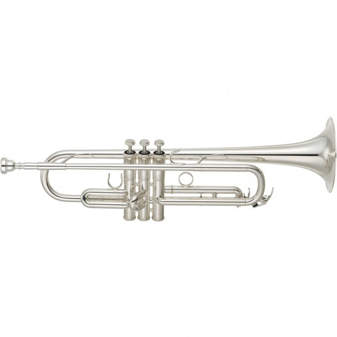 View larger image of Yamaha YTR-8310ZS Bobby Shew Custom Bb Trumpet - Silver Plated
