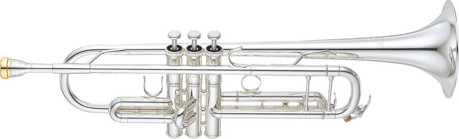 View larger image of Yamaha YTR-8345 Xeno Trumpet - Gold Brass Silver-Plated