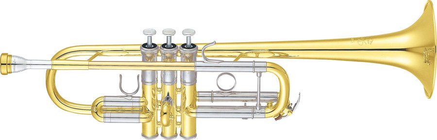 View larger image of Yamaha YTR-8345 Xeno Trumpet - Yellow Brass