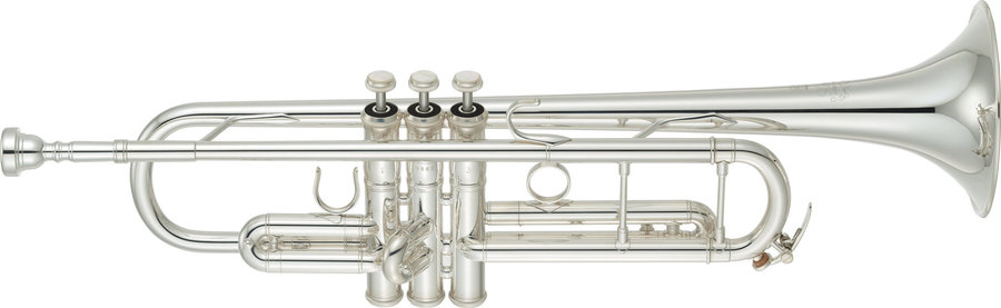 View larger image of Yamaha YTR-9335CHS Xeno Artist Model Trumpet - Silver