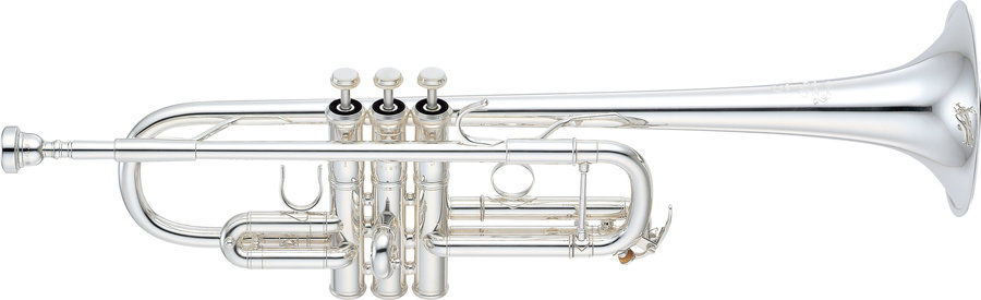 View larger image of Yamaha YTR-9445CHS Xeno Artist Model C Trumpet - Silver