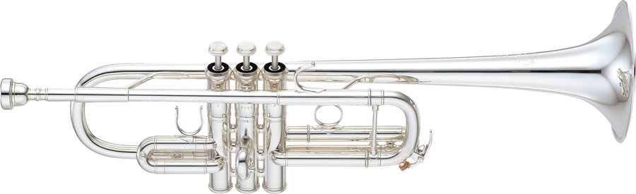 View larger image of Yamaha YTR-9445NYS Xeno Artist Model C Trumpet - Silver