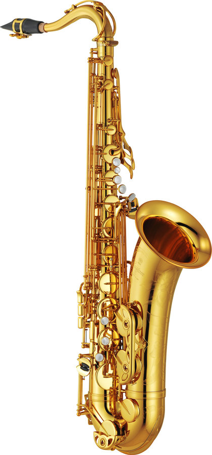 View larger image of Yamaha YTS-82ZII Tenor Saxophone - Gold Lacquer