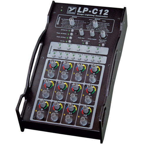 View larger image of Yorkville LP-C12 LED Lighting System Controller