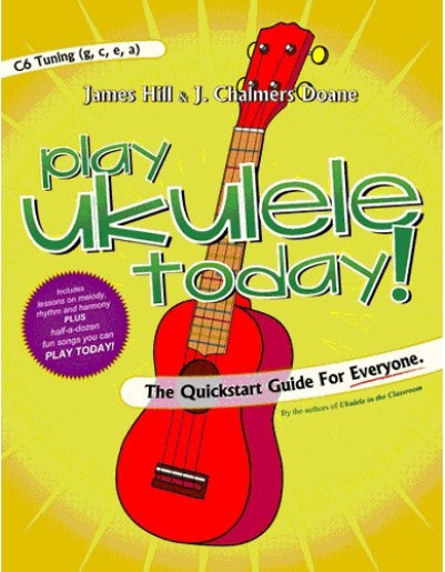 View larger image of You Can Play Ukulele Today - (C6 Tuning)