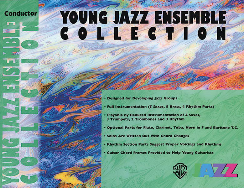 View larger image of Young Jazz Ensemble Collection - Score w/CD