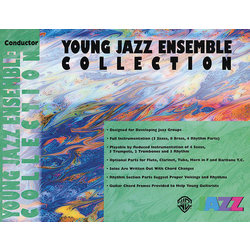 Young Jazz Ensemble Collection - Score w/CD