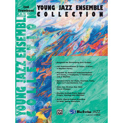 Young Jazz Ensemble Collection - Trombone 2