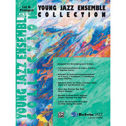 Young Jazz Ensemble Collection - Trumpet 1