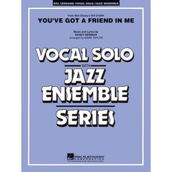 You've Got a Friend in Me (Toy Story) - Score & Parts, Grade 3-4