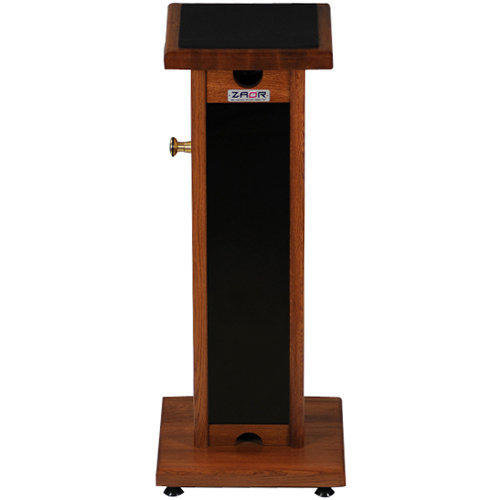 View larger image of Zaor Monitor Stand - Cherry, Single
