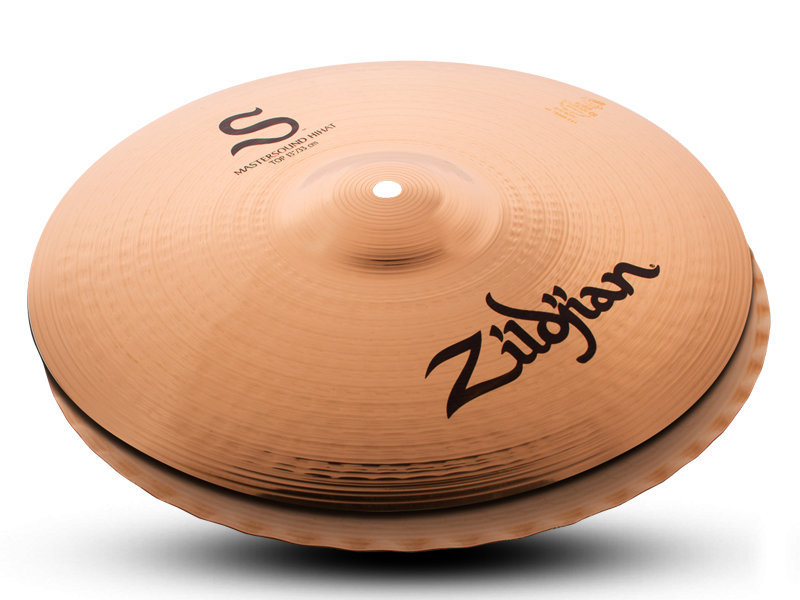 View larger image of Zildjian 13 S Family Mastersound HiHat Cymbals - Pair