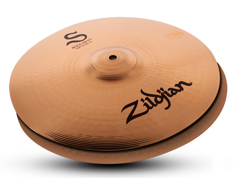 View larger image of Zildjian 14 S Family Rock HatHat Cymbals - Pair