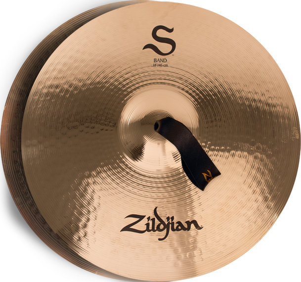 View larger image of Zildjian 18 S Family Band Cymbals - Pair