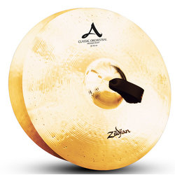 Zildjian A Classic Orchestral Selection Cymbals - 18, Medium Heavy, Pair