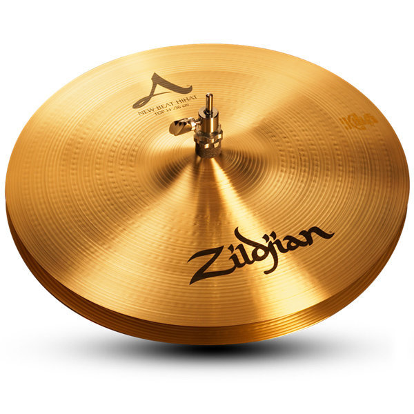 View larger image of Zildjian A0134 14 A Zildjian New Beat HiHats Top Cymbal