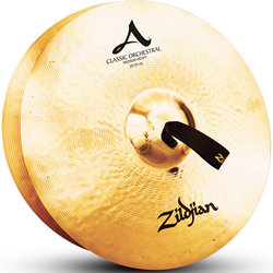 Zildjian A0769 20 Classic Orchestral Selection Medium Heavy Cymbals - Pair