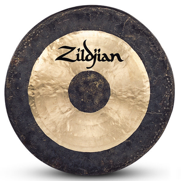 View larger image of Zildjian P0502 40 Traditional Gong