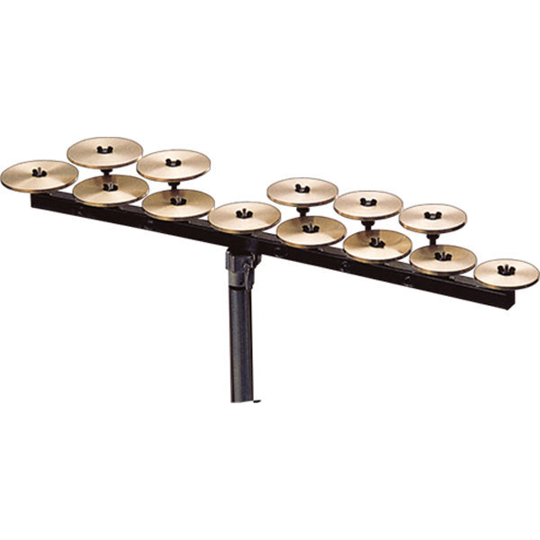 View larger image of Zildjian P0615 High Octave Crotales without Bar - 13 Notes