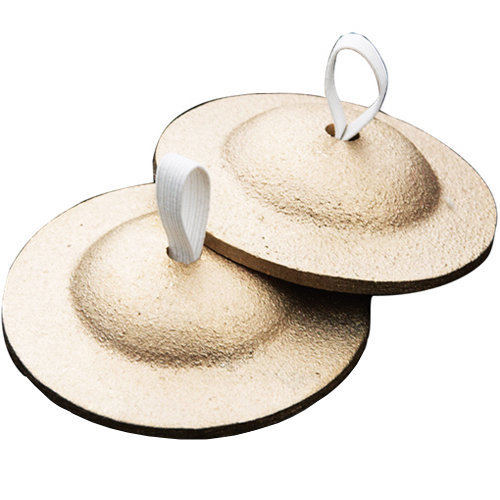 View larger image of Zildjian P0771 FX Finger Cymbals - Thick