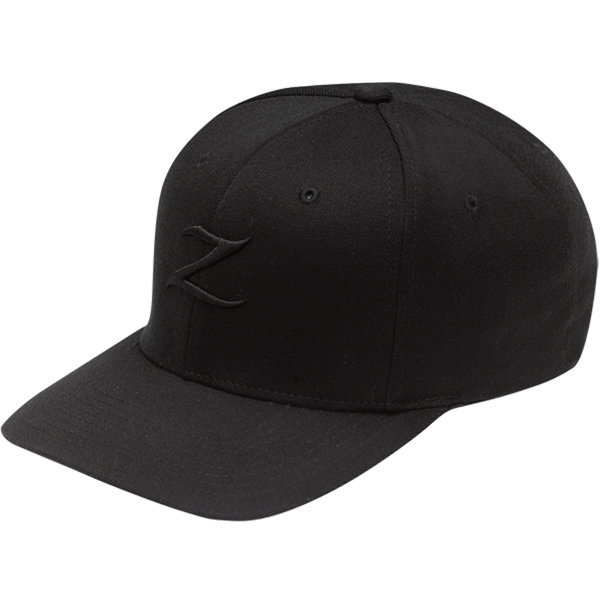 View larger image of Zildjian T3219 Black on Black Stretch Fit Cap