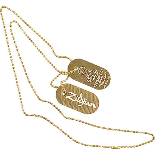 View larger image of Zildjian T3904 Dog Tags