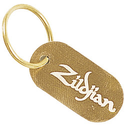 Zildjian T3907 Dog Tag Key Ring