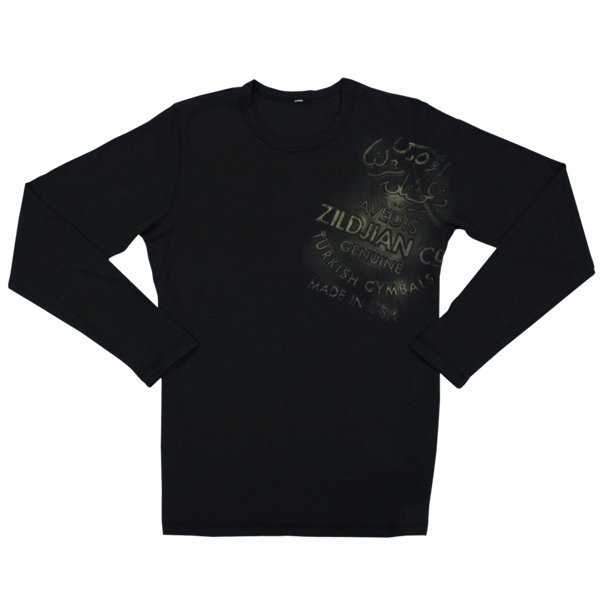 View larger image of Zildjian T675 Zildjian Stamp Thermal Shirt - Medium