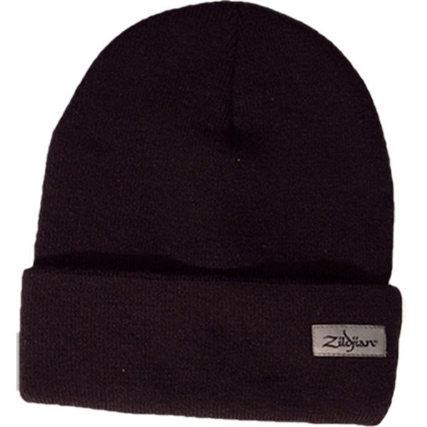View larger image of Zildjian T7160 Classic Patch Beanie - Black