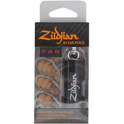 Zildjian ZPLUGST HD Earplugs - Tan