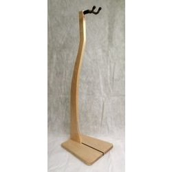Zither Z-Stand Guitar Stand - Maple