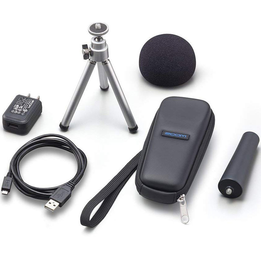View larger image of Zoom APH-H1N Handy Recorder Accessory Pack