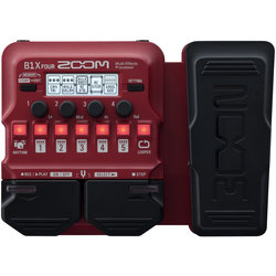 Zoom B1X Four Multi-Effects Pedal
