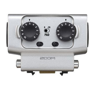 View larger image of Zoom EXH-6 Dual XLR/TRS Input Capsule